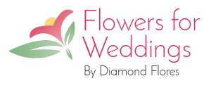 Diamond Flores Wedding Flowers in Alicante